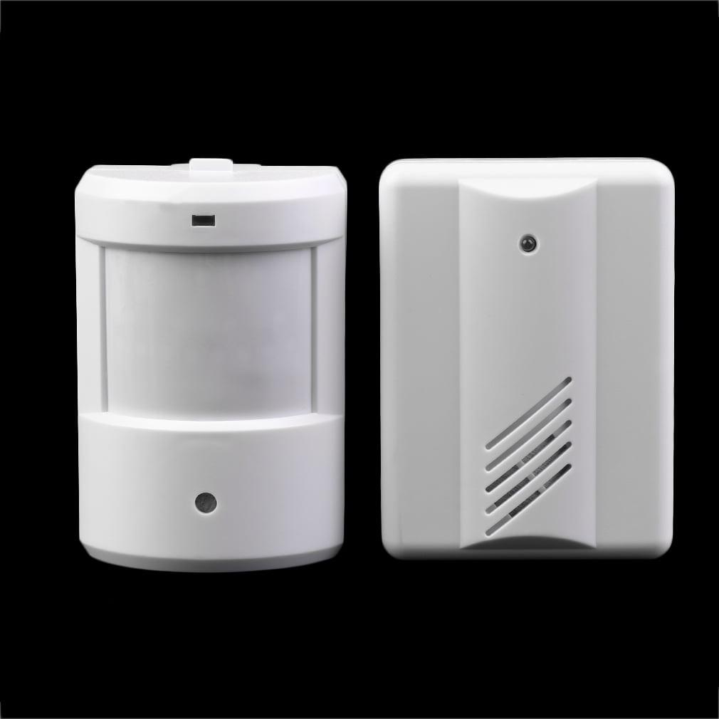 Hot Driveway Patrol Garage Infrared Wireless Doorbell Alarm System Motion Sensor