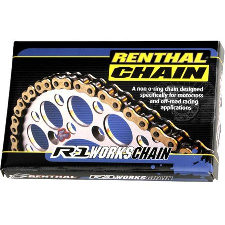 Renthal C128 520 R1 Works Chain - 120 Links