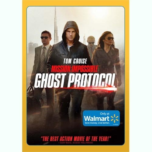 Mission: Impossible - Ghost Protocol (Exclusive) (Widescreen)