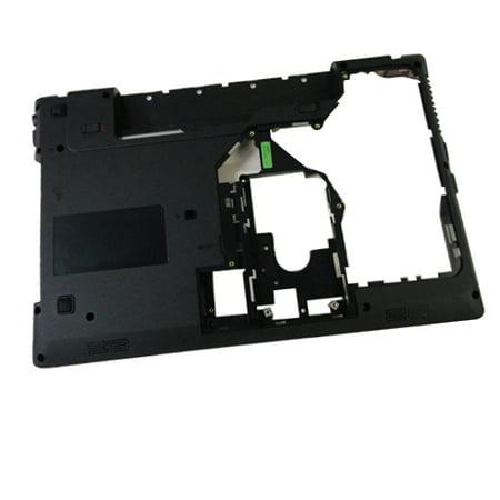 """Lenovo G570 G575 Laptop Lower Bottom Case Base Cover """"w/ HDMI"""" AP0GM000A001"""