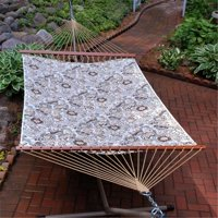 13 ft Reversible Quilted Hammock - Zoe Stone