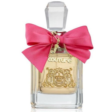 Juicy Couture Viva La Juicy Eau De Parfum, Perfume for Women,3.4 (Ysl Rouge Pur Couture Glossy Stain 9)