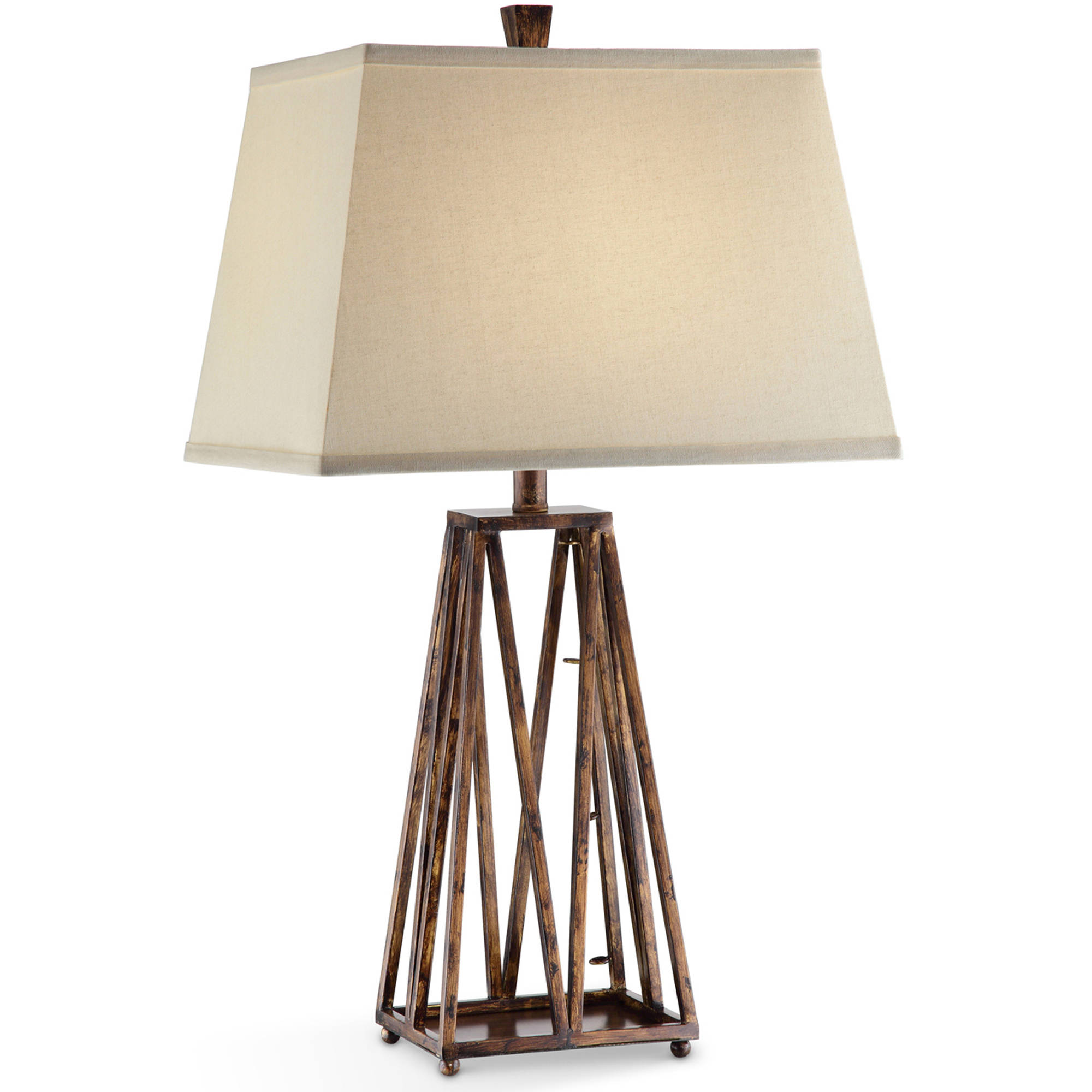 OK Lighting Isosceles Table Lamp by OK Lighting