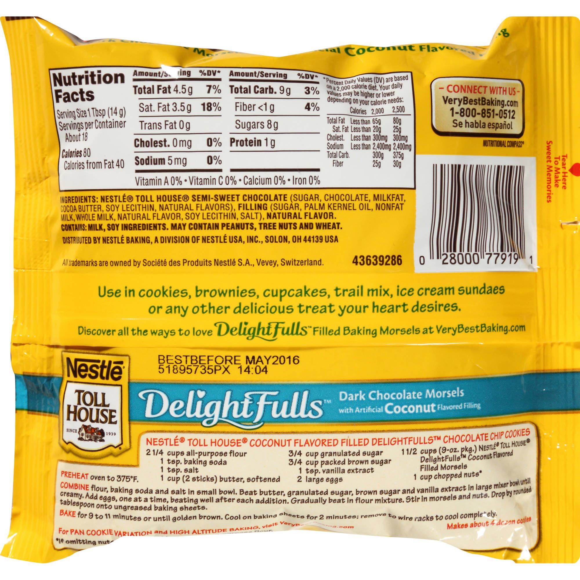 Nestle Dark Chocolate Chips