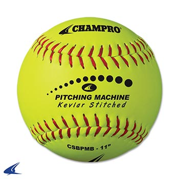 Kevlar Stitched Softball- 12'' Polyuretthane Core