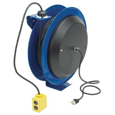 Elect Cord Reel 50' 12/3Cord