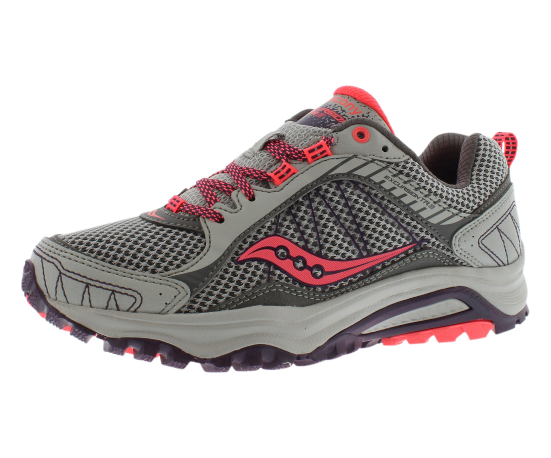 Click here to buy Saucony Grid Excursion TR9 Running Women