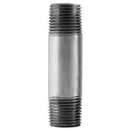 1 1 2 X 8 Galvanized Pipe Nipple