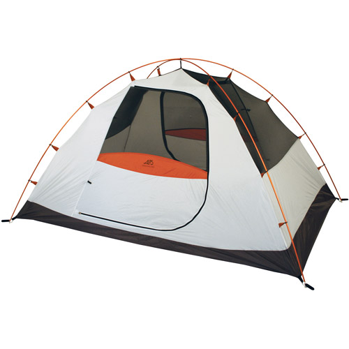 5424617 Lynx 4, 4 Person Backpacking Tent, Clay/Rust