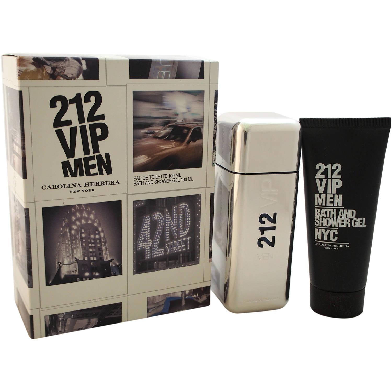 b513754f2 Carolina Herrera - Carolina Herrera 212 Vip 2-Piece Gift Set - Walmart.com