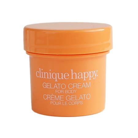Clinique Happy Gelato Cream for Body - Happy - 1oz Clinique Happy Body Cream