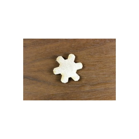 - SNOWFLAKE #2 Wood 1/8 x 11 PKG 3 laser cut wooden SNOWFLAKE #2 by WOODNSHOP