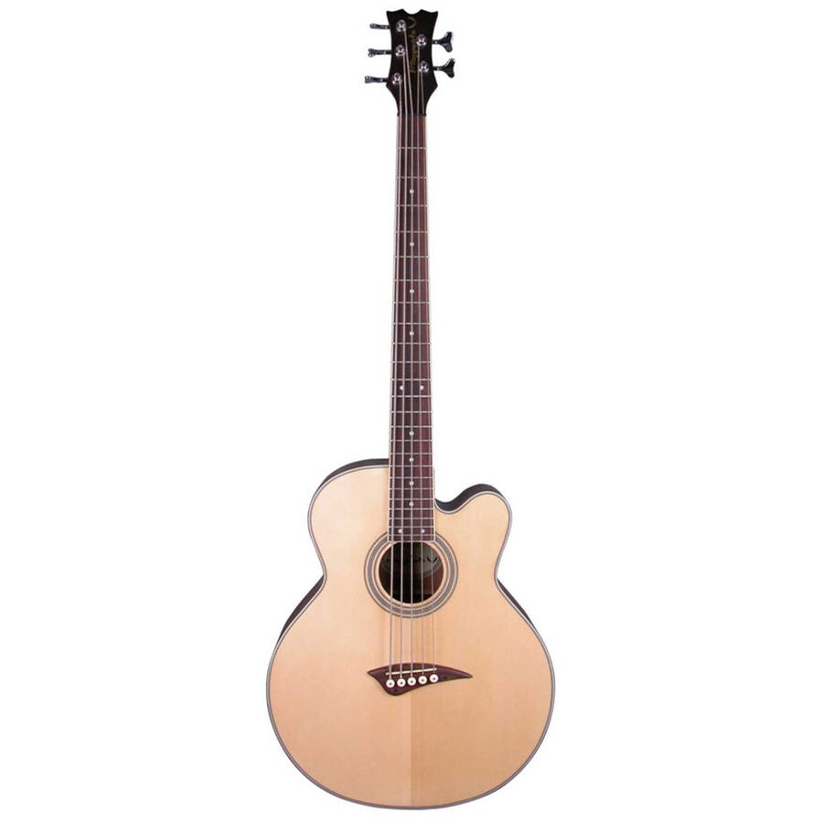 Dean Acoustic Electric Bass CAW 5 String SN by DEAN GUITARS