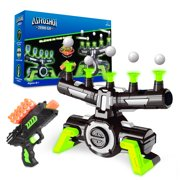 USA Toyz Astroshot Zero-GX Glow in the Dark Nerf Compatible Target Shooting Game (Unisex)
