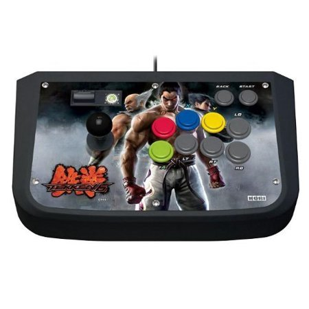 Hori Fighting Stick 360 - Hori Pro 360 TEKKEN 6 Limited  Edition Fighting Stick