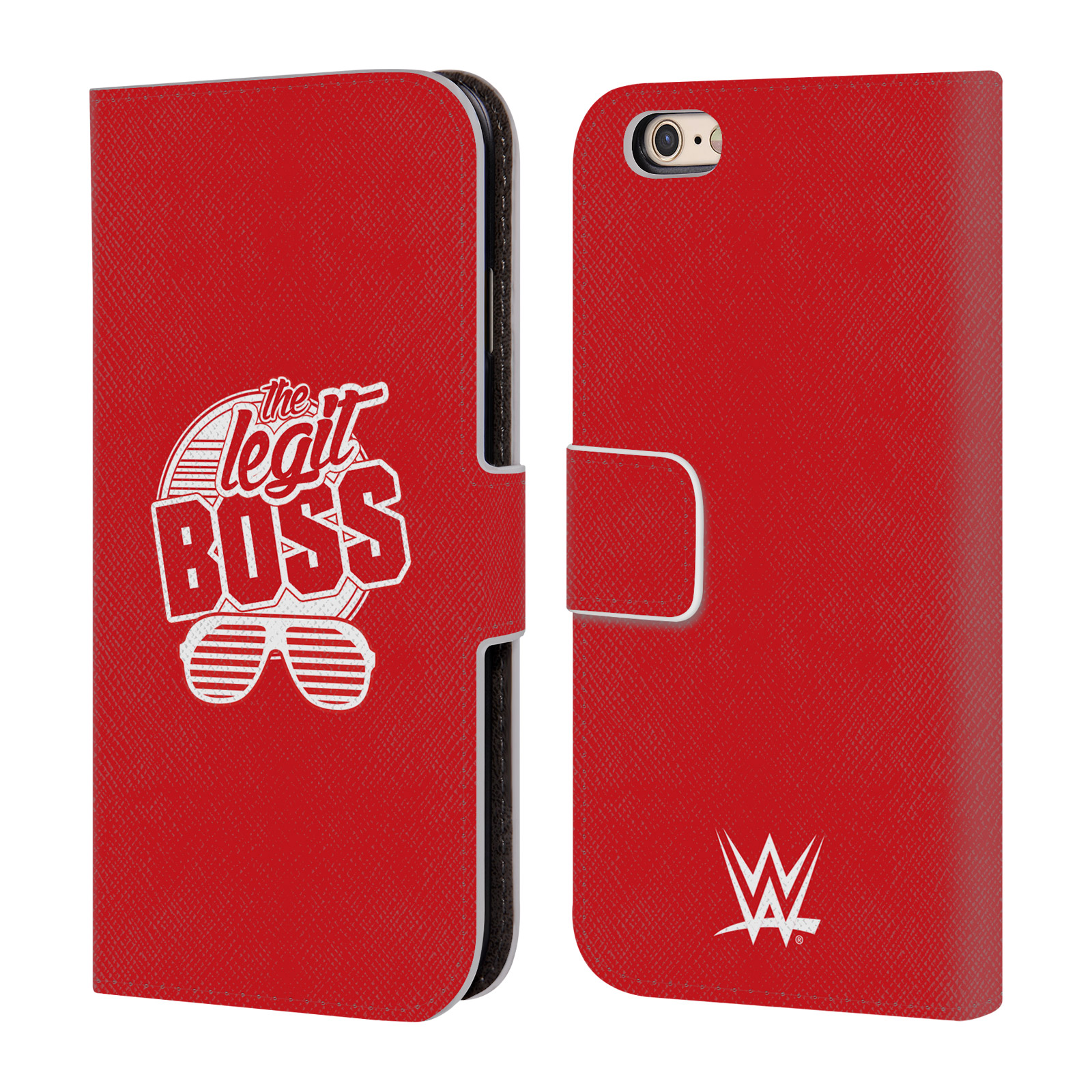 OFFICIAL WWE SASHA BANKS LEATHER BOOK WALLET CASE COVER FOR APPLE IPHONE PHONES