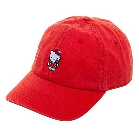 Kitty Baseball (Baseball Cap - Hello Kitty - Cap New Licensed)