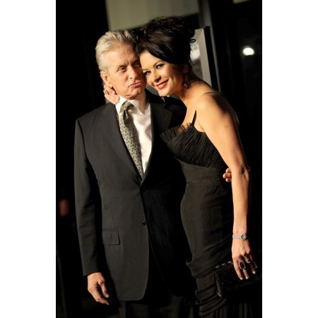 Michael Douglas Catherine Zeta Jones At Arrivals For Wall Street 2 Money Never Sleeps Premiere The Ziegfeld Theatre New York Ny September 20 2010 Photo By Kristin CallahanEverett Collection