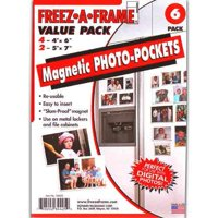 Magnetic Photo Frames Combo Pack