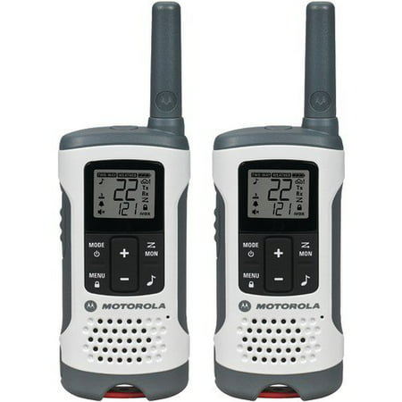 Motorola Talkabout T260 FRS/GMRS 2-Way Radios - 2 Pack