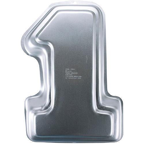 "Wilton Novelty 15.25""x10"" Shaped Cake Pan, #1 2105-1194"