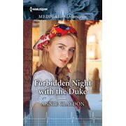 Forbidden Night with the Duke - eBook