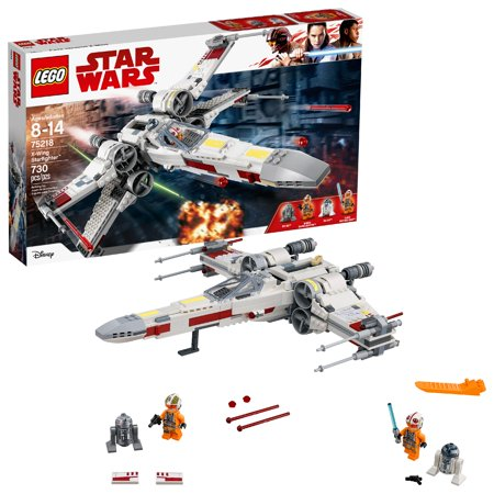 LEGO Star Wars TM X-Wing Starfighter 75218 Building Set (Lego Star Wars Double Sets)
