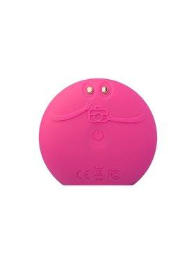 Foreo LUNA fofo Smart Face Cleanser, Fuchsia
