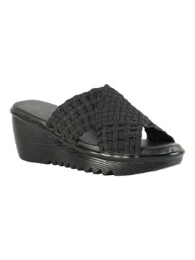0ac295c71 Silver Womens Sandals   Flip-flops - Walmart.com