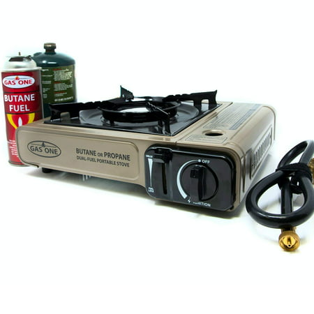 Gas One Butane or Propane Portable Gas Stove