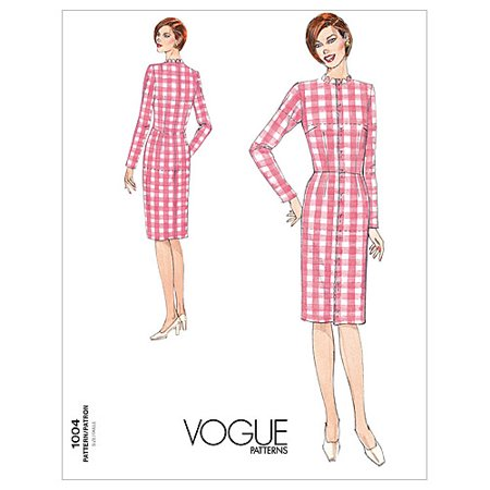 Vogue Pattern Misses' Fitting Shell,