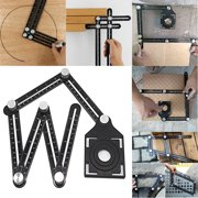 Aluminum Alloy Measuring localizer For Builder Craftsmen Handymen Template Tool