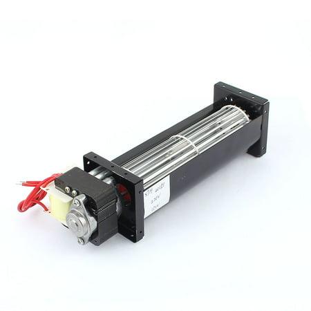 220V 2600RPM Cross Flow Cooling Fan Heat Exchanger Amplifier Cooler - image 1 of 4