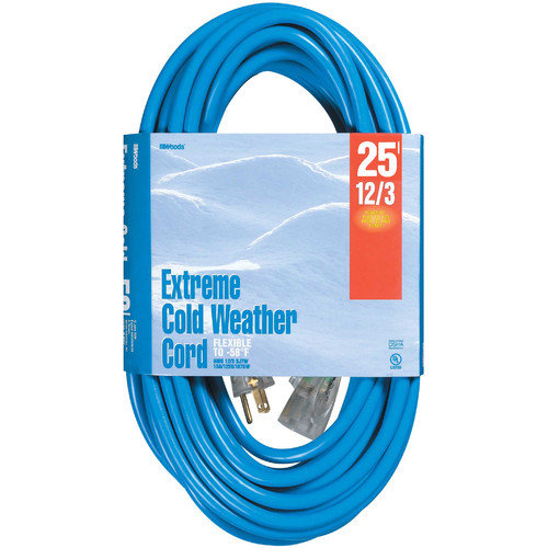 Coleman Cable Outdoor Extension Cord