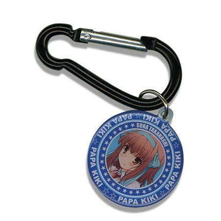 Key Chain - Listen to Me, Girls - New Sora Metal Toys Anime Licensed ge36561](Anime Child Girl)