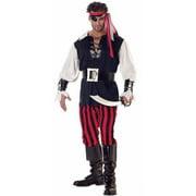 Cutthroat Pirate Men's Adult Halloween Costume