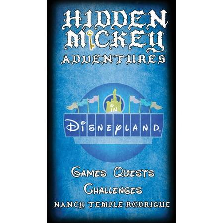 Hidden Mickey Adventures in Disneyland - (Mickey's Halloween Party Disneyland California Adventure)