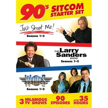 90s Sitcom Starter Set (DVD) - Halloween Cartoon Movie 90's