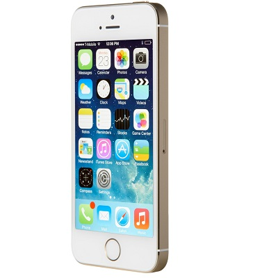 Apple iPhone 5s Gold 32GB Unlocked Phone (Certified Refurbished) by Apple