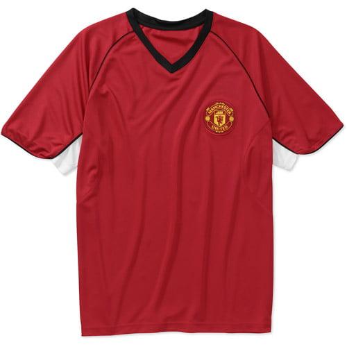 Manchester United Home Men's Performance Polyshirt