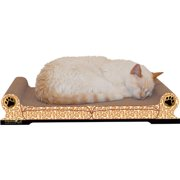 Imperial Cat Scratch `n Shapes Large Regular Sofa Recycled Paper Scratching Board