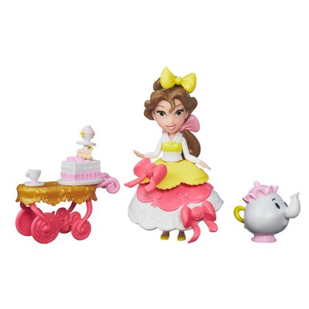 Disney Princess Little Kingdom Belle's Teacart Treats (Disney Magic Kingdom Halloween Tickets)