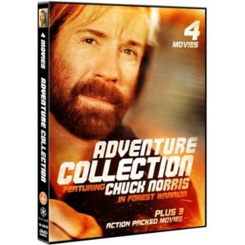ADVENTURE COLLECTION FEATURING CHUCK NORRIS IN FOREST WARRIOR (DVD/2DISCS)