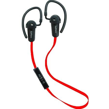 lotfancy bluetooth headphones wireless earbuds earphones with mic for sport. Black Bedroom Furniture Sets. Home Design Ideas