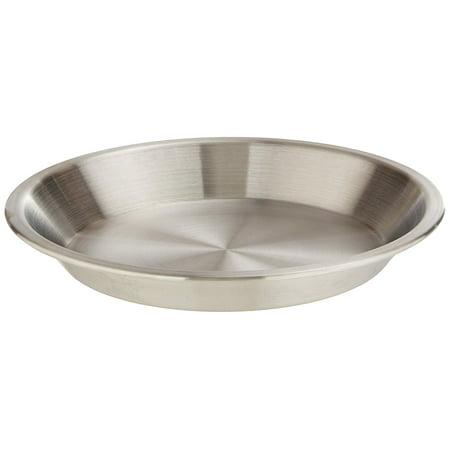 Winco APPL-9 9-Inch Aluminum Pie Plate Medium Paper Pie Plate