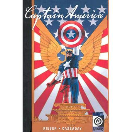 Captain America Volume 1 : The New Deal Hc
