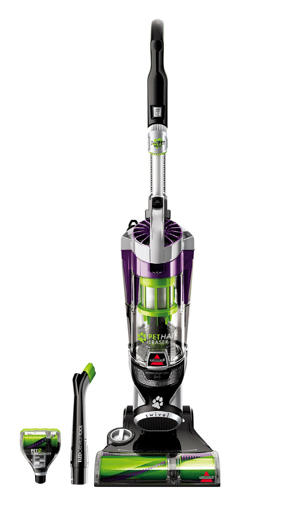 Bissell Pet Hair Eraser Upright Vacuum, 1650W by Bissell