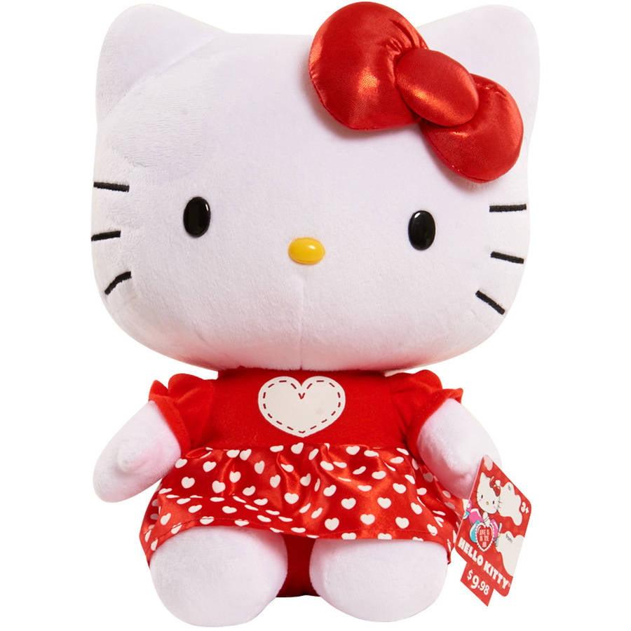 Hello Kitty Valentine Plush Walmart Com
