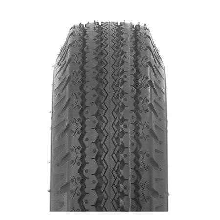 - Oregon Charlisle Tire 4.80-12 Rib High Speed Tread LRB Carlisle 5193211 70-153