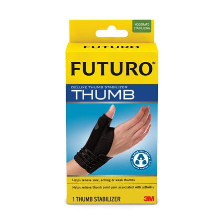 Futuro Deluxe Thumb Stabilizer, Small/Medium, 1